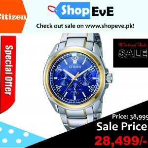 Citizen Eco Drive Stainless Steel two-tone