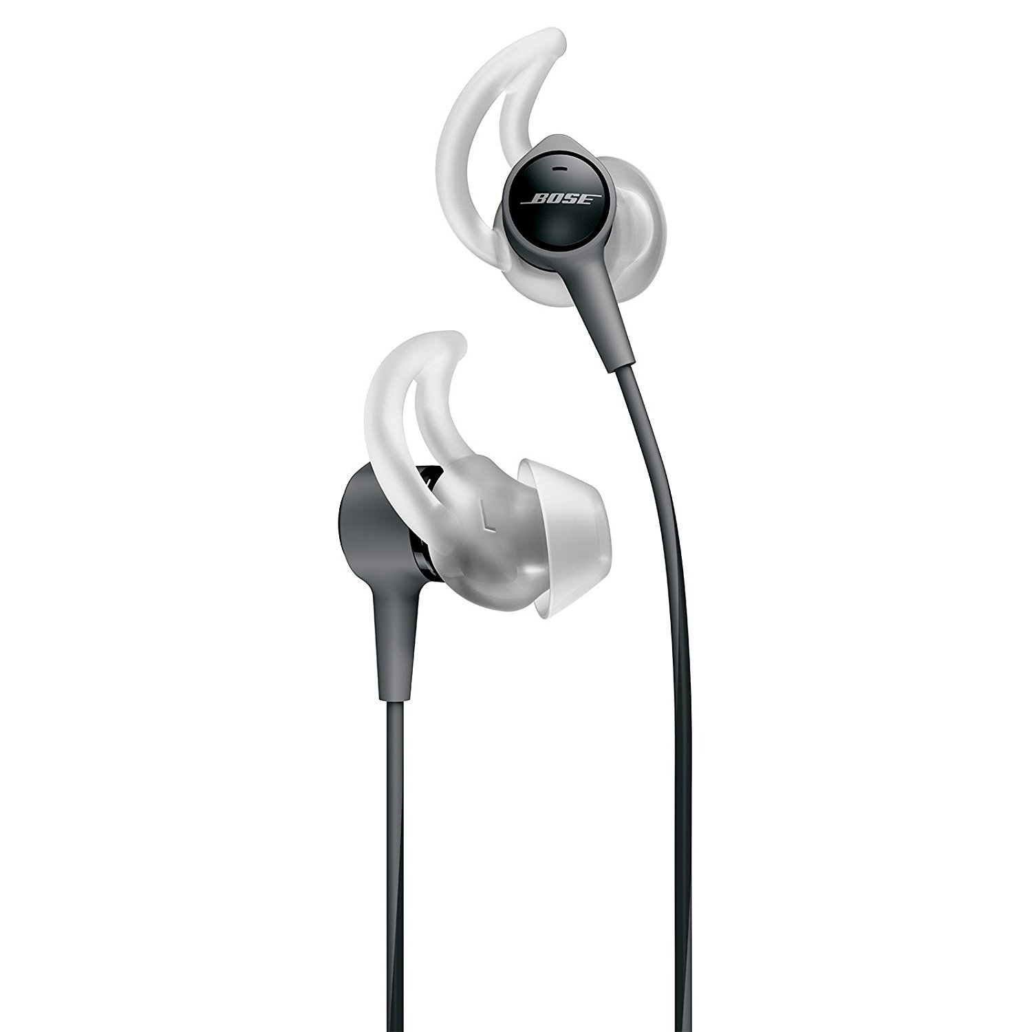 d4141efc63e143 Bose SoundTrue Ultra in-ear headphones – Samsung and Android devices,  Charcoal